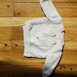 Zara 1-3 month sweatshirt